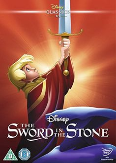 Disney Classic No.18 - The Sword In The Stone