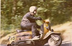 Lambretta Scooter, Vespa Scooters, All The Mods, Motown, Cool Bikes, Motorbikes, Old School, Racing, Motorcycle