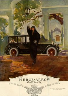 Pierce-Arrow, USA (1920)
