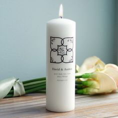 Cathy's Concepts PC1264 Blended Family Unity Candle #wedding #candle