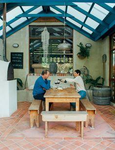 Tonia & Gregory's Warm Coastal Home — House Tour | Apartment Therapy
