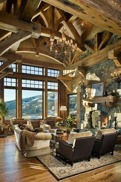 Want the beach house or the mountain chalet? Hmmm...OK, both!