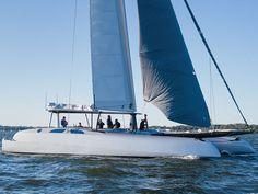 Angler Fish, Catamaran, Sailing, Public, Boat, Vehicles, Candle, Dinghy, Boats
