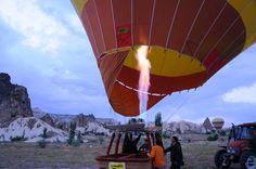 Capadócia - Paixão e emoção ao voar de balão - Viagem com Sabor