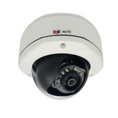 ACTi E71 1MP IR Day Night Outdoor IP Dome Camera
