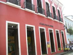 Salvador, Bahia, Brasil - Centro Cultural Casa do Olodum