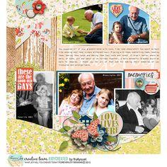 Treasured+memories+of+you - Scrapbook.com