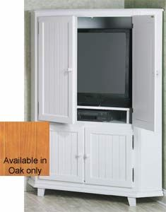 Shop for Somerville Light Oak Corner TV Armoire and more for everyday discount prices at Overstock.com - Your Online Furniture Store!