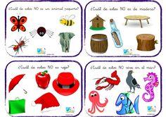 comprensión negación1 Speech Language Therapy, Speech And Language, Speech Therapy, Sensory Activities, Activities For Kids, Ludo, Dora, Spanish Classroom, Educational Games