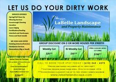 Lawn Care Flyer Ideas Awesome Lawn Care Flyer Free Template Flyer Templates