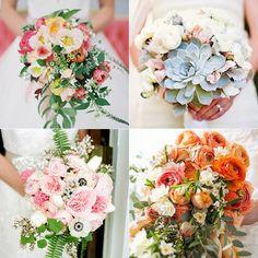 40 Bright And Beautiful Wedding Bouquets!   Wedding Flowers   Wedding Ideas   Brides.com   Wedding Ideas   Brides.com
