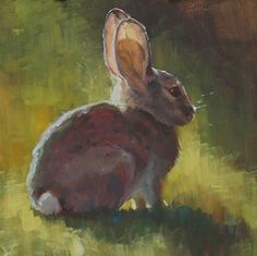 Peter - Oil, by Ann Goble