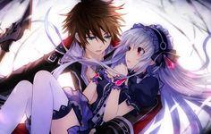 fairy fencer ethel and fang | ... art, tsunako, visual novel, visual novel, fairy fencer f, man, fang