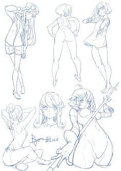 Resultado de imagem para ref tuto manga body