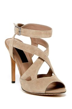 bcfff356f25 Steve Madden Elaine Crisscross Sandal kind of high