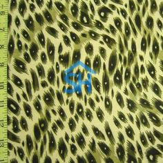 leopard pattern on a Two Way Stretch Polyester. Leopard Print Fabric, Leopard Pattern, Garment District, Hologram, Animal Print Rug, Cotton, Wallpapers, Number, Style