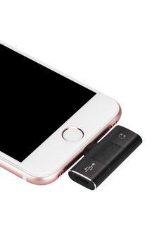 HOCO Ls1 Lightning Digital Audio Converter for iPhone 7 - Hococase - The Premium Life Style Accessories #converter #iphone7 #lightning #digital