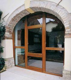 Custom Wood Windows by America Italiana