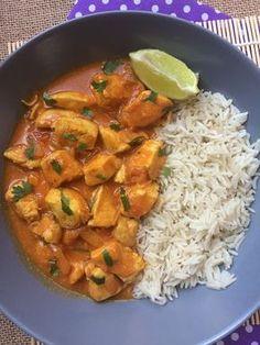 POLLO TIKKA MASALA Turkish Recipes, Indian Food Recipes, Asian Recipes, Healthy Recipes, Pollo Tikka Masala, Tandoori Masala, Chicken Salad Recipes, Soup Recipes, Cooking Recipes