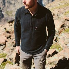 Topo Designs Mountain Popover