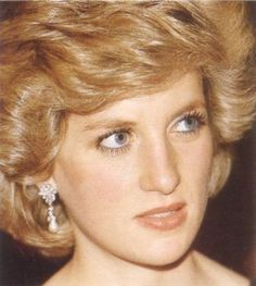 Diana.  Those eyes.  And her vulnerable mouth.