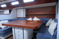 Red Rooster, Yachts, Corner Desk, Furniture, Home Decor, Red Roaster, Corner Table, Decoration Home, Room Decor