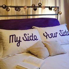 Fancy - Pillow Talk Pillowcases