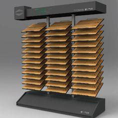 Metal Display Stands pcds-001-02