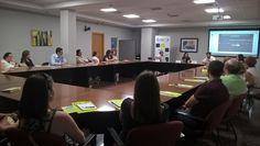 Éxito de asistencia en las jornadas de #divulgación de #ContratosparalaFormación en #Vigo Flat Screen, Conference Room, Attendance, Flatscreen, Meeting Rooms