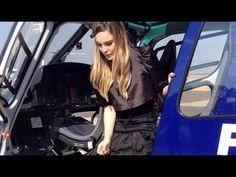 Circula foto de Belinda en helicóptero del gobierno de Michoacán | Notic...
