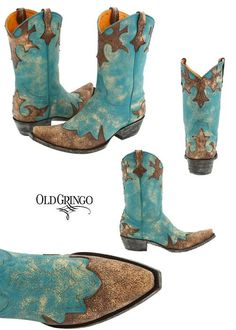 ShoeMinute.com ~ Old Gringo Boots