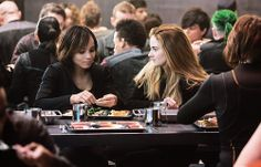 Christina and Tris~Divergent~ ~Insurgent~ ~Allegiant~