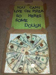 Pizza Dough $ gift
