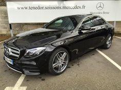 Occasions Mercedes: Mercedes Classe E E 220 d 194ch Sportline 9G-Tronic