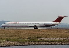 N314RC MD-82 Northwest Airlines