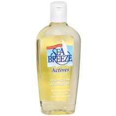 I'm learning all about Sea Breeze Deep-Clean Astringent at @Influenster!