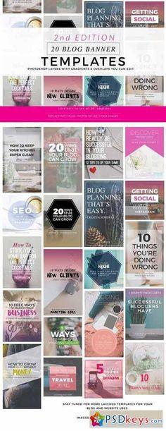 Blog Instagram Pinterest Banners 2 359423