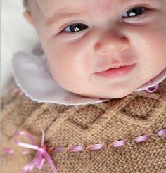 #ClippedOnIssuu from LANAS STOP Nº126 - BEBÉ Knitting Magazine, Knit Patterns, Baby Knitting, Lana, Baby Knits, Albums, Knitted Baby, Sacks, Knitting Patterns
