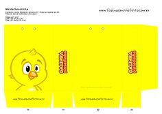 Resultado de imagem para caixa galinha pintadinha imprimir