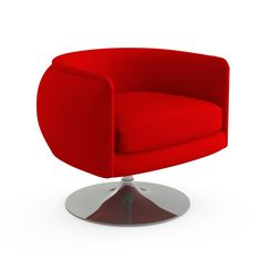 D'Urso Swivel Chair | Knoll