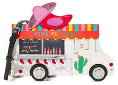 Shop for Taco Truck Clutch by Kate Spade at ShopStyle. Now for £186.24.