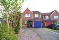 4 bedroom detached house for sale - Kendrick Close, Coalville