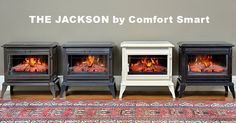 293 Best Electric Fireplaces Images
