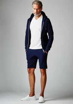 Mature Mens Fashion, Old Man Fashion, Smart Casual Men, Stylish Men, Older Mens Hairstyles, Summertime Outfits, Style Masculin, Casual Outfits, Fashion Outfits