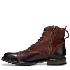 Elite Mens Fashion fashion styles, fashion styles for men, best fashion style women, fashion styles fashion styles for women, fashi. Leather Loafers, Tan Leather, Leather Boots, Dress With Boots, Lace Up Boots, Dark Brown Boots, Gentleman Shoes, Wing Boots, Custom Design Shoes