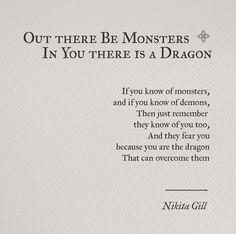 Nikita Gill #poetry #writing #quote