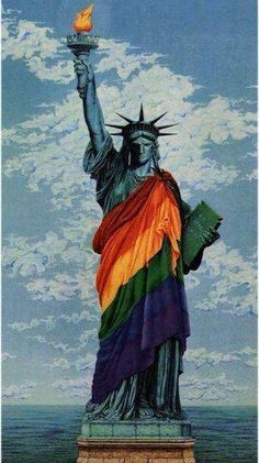 Freedom ( with personal responsibility ) for all !  Create quality for all by becoming an ambassador for LGBTQ rights at http://www.fuzeus.com