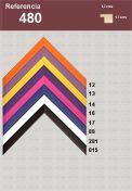 Molduras Colores - Ref. 480