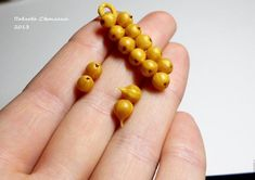Косичка лука из полимерной глины (Кулинарная миниатюра) - Ярмарка Мастеров - ручная работа, handmade
