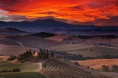 Photograph tuscany dream by Phil Tdulk on 500px